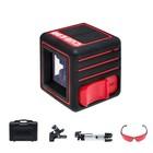 Нивелир лазерный ADA Cube 3D А00385 Ultimate Edition, 20/40 м, ±2 мм/10м,  ±3°, 3 линии