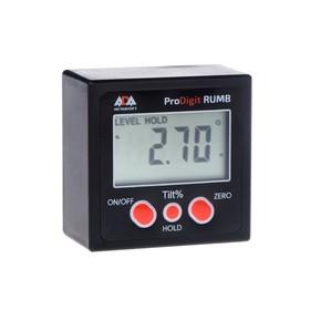 Цифровой уровень/угломер ADA Pro-Digit RUMB А00481, магнитный, 4х90°, разрешение 0.05°, 9В