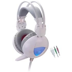 Наушники с микрофоном A4 Bloody G310 2.2м мониторы оголовье (G310) белый