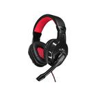 Наушники с микрофоном Oklick HS-L320G Phoenix 1.9м мониторы оголовье (NO-3000) черный