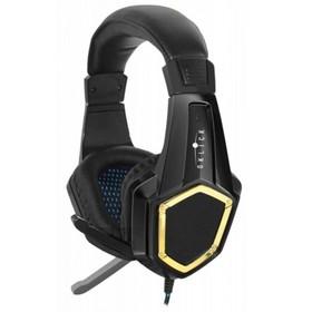 Наушники с микрофоном Oklick HS-L310G Guardian 1.5м мониторы оголовье (LPS-1530) черный