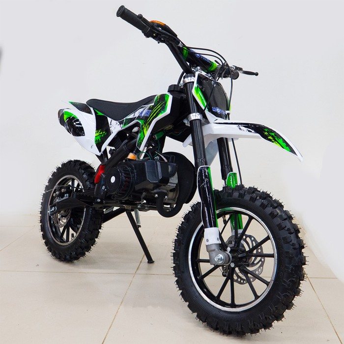 Мини кросс бензиновый MOTAX 50 cc, зеленый