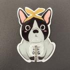 Крючок-наклейка «Собаки», дизайн МИКС