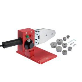 Аппарат для сварки пластиковых труб LOM, 800 Вт, комплект насадок 20 - 40 мм, 50 - 300° Ош
