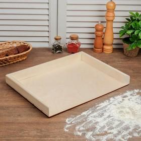 Доска для пельменей, 40 × 30 × 4 см
