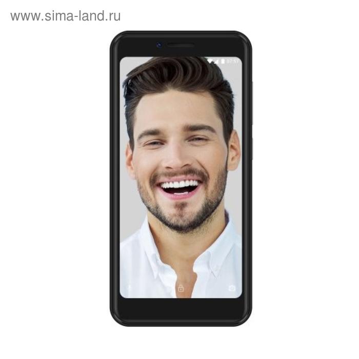 """Смартфон INOI 3, 5"""", 960x480, 8Gb, 1Gb RAM, 8+5+0,3Mp, 2250мАч, черный"""