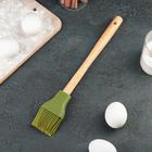 Кисть «Бамбук», 30,5 см, цвет МИКС