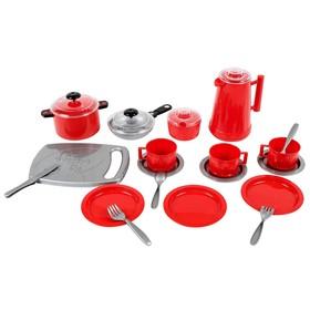 Набор посуды «Ириска 4», МИКС