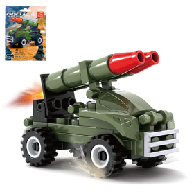 Конструктор «Ракетница», 42 детали