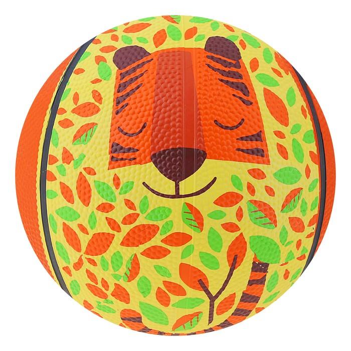 Мяч баскетбольный Лис, размер 3, 280 г