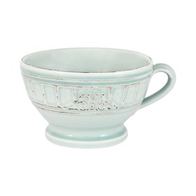 Чашка суповая Venice, 500 мл, голубая