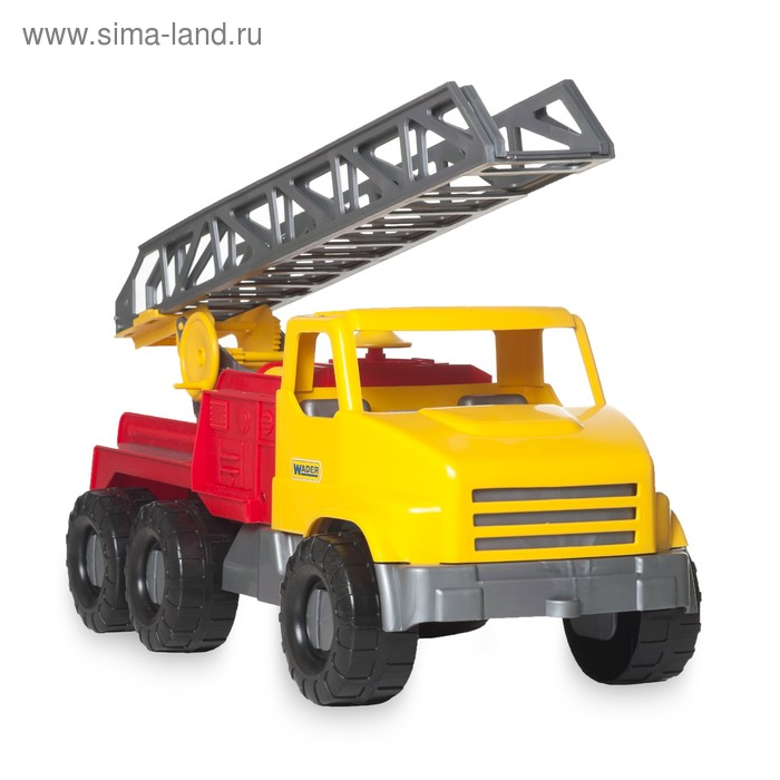 """Машина пожарная """"City Truck"""" 39367"""
