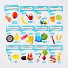 Обучающие карточки «Съедобное-несъедобное», 16 шт. - Фото 2