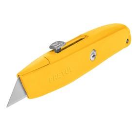 Безопасный универсальный нож Truper PRETUL 22400, 15 см, 4 лезвия в комплекте