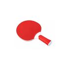 Ракетка для настольного тенниса Atemi (пластик), цвет красно-белый, ATR-10