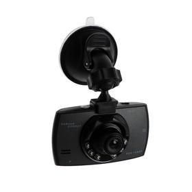 Видеорегистратор TORSO Premium, разрешение HD 1920x1080P, TFT 2.4, угол обзора 100° Ош
