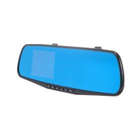 Видеорегистратор TORSO, разрешение HD 1080P, размер 30х8.5 см, TFT 2.8, угол обзора 100° Ош