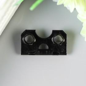 Петля забивная для фоторамок металл угол открывания 30 градусов 1,7х2,7 см Ош