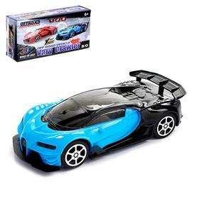 Машина «Спорт Кар», световые и звуковые эффекты, работает от батареек МИКС