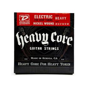 Струны для электрогитары Dunlop, DHCN1060-6 Heavy Core никелированные, 10-60