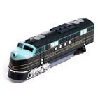 Железная дорога «Экспресс», со световыми эффектами, протяжённость пути 3,6 м - Фото 3