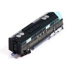 Железная дорога «Экспресс», со световыми эффектами, протяжённость пути 3,6 м - Фото 5