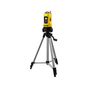 Нивелир лазерный STAYER 34960-H2, SLL-2, линейный, 10 м, ± 0.5 мм/м, ± 4°, 5/8' Ош