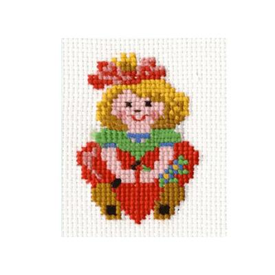 Набор для вышивания «Валентинка» - Фото 1