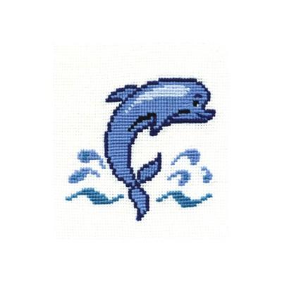 Набор для вышивания «Дельфин» - Фото 1