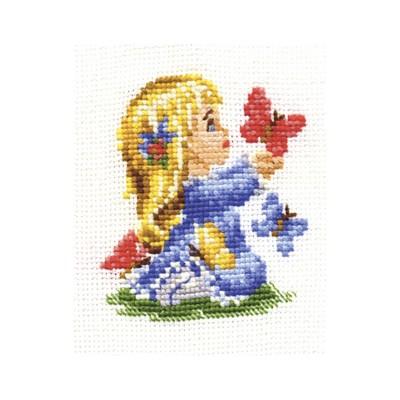 Набор для вышивания «Детство» - Фото 1