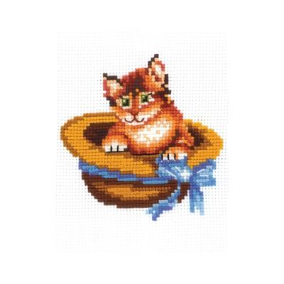 Набор для вышивания «Котёнок» - Фото 1