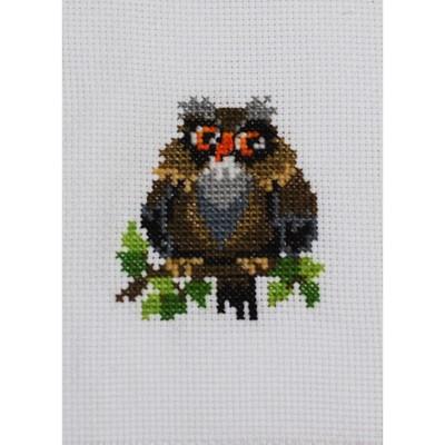 Набор для вышивания «Совушка» - Фото 1
