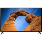 """Телевизор LG 43LK5910, 43"""", 1920x1080, DVB-T2/C/S2, 2xHDMI, 1xUSB, SmartTV, чёрный"""