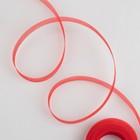 Регилин плоский, 10 мм, 5 ± 0,5 м, цвет красный