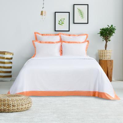 Постельное бельё Этель евро «Elite dreams» цвет персиковый, 200×220, 260×240, 70×70 - 2 шт., 50×70 - 2 шт. - Фото 1