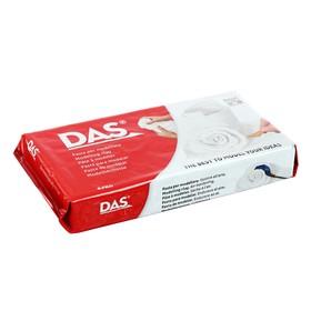 Паста для моделирования отвердевающая на воздухе Das, 1000 г, белая Ош