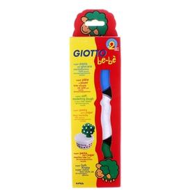 Масса для моделирования 3шт*220гр белая синяя зелёная GIOTTO be-be Super Modelling Dough