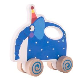 Каталка слон «Ду-ду»