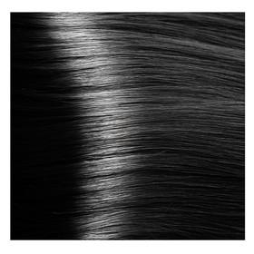 Крем-краска для волос Studio Professional, тон 1.0, чёрный,100 мл