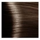 Темный коричнево-пепельный блонд