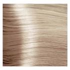 Ультра-светлый фиолетово-пепельный блонд