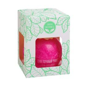 Гель для душа Green freshness, цветочный микс, 320 мл Ош