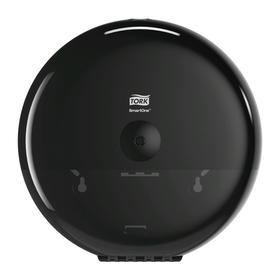 Диспенсер Tork SmartOne для туалетной бумаги в рулонах, цвет чёрный