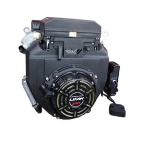 Двигатель LIFAN 2V78F-2А PRO, бензиновый, 4Т, 16.5 кВт/27 л.с., катушка 20 А, d=25 мм Ош