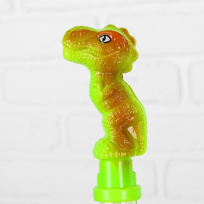 Мыльные пузыри «Динозавр», МИКС, 110 мл