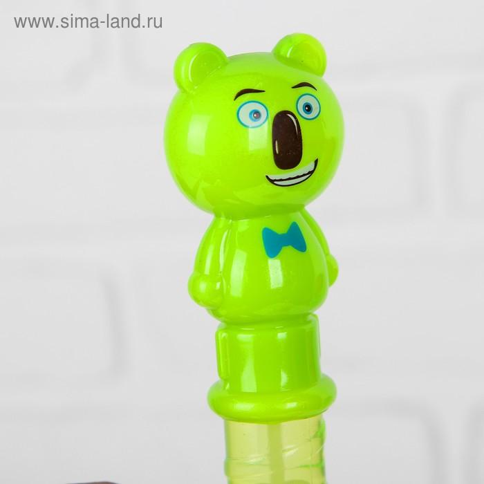 """Мыльные пузыри """"Мишка"""", МИКС, 22 мл"""