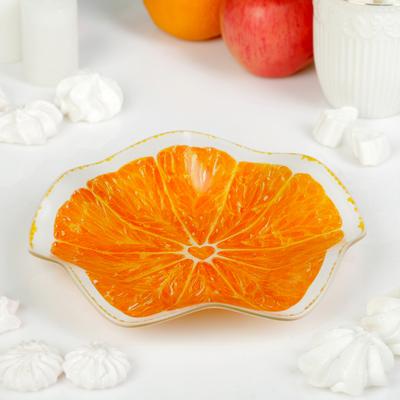 Блюдо «Апельсин» Медуза, d=21 см - Фото 1