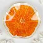 Блюдо «Апельсин» Медуза, d=21 см - Фото 2