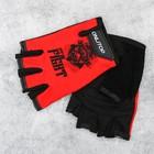 Набор для тренировок «Fit or fight»: шейкер 600 мл, перчатки 9 × 15 см - Фото 4