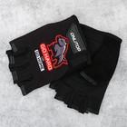 Набор для тренировок «Go hard»: шейкер 600 мл, перчатки 10 × 15 см - Фото 4